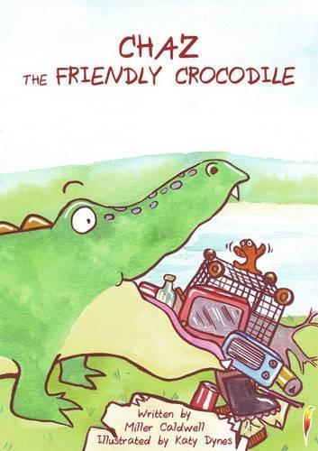 Chaz the Friendly Crocodile (Paperback)