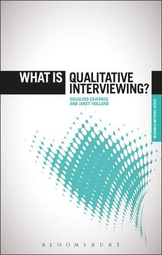 What is Qualitative Interviewing? (Paperback)