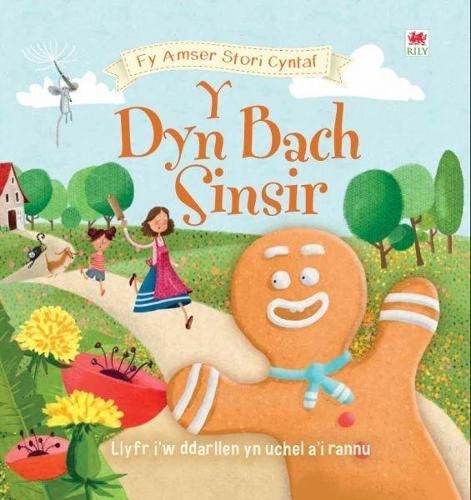 Cyfres fy Amser Stori Cyntaf: 3. Dyn Bach Sinsir, Y (Hardback)