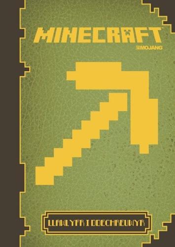 Minecraft - Llawlyfr I Ddechreuwyr - Minecraft (Hardback)