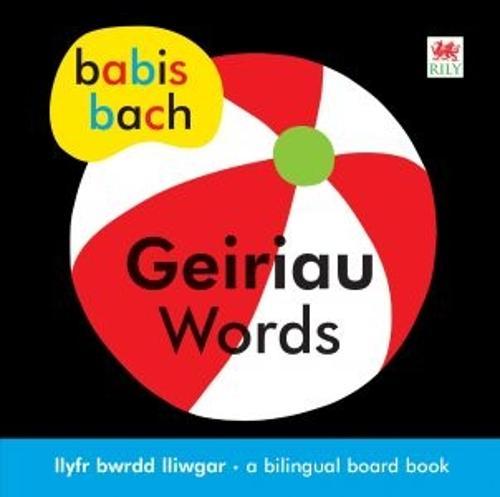 Babis Bach: Geiriau/Words (Hardback)