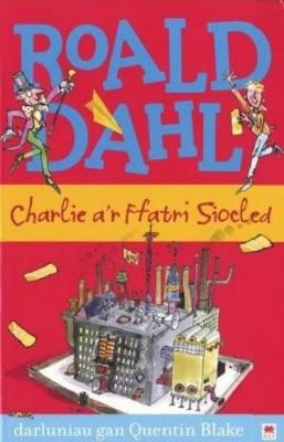 Charlie a'r Ffatri Siocled (Paperback)