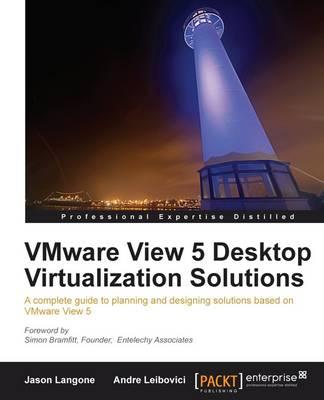 VMware View 5 Desktop Virtualization Solutions (Paperback)