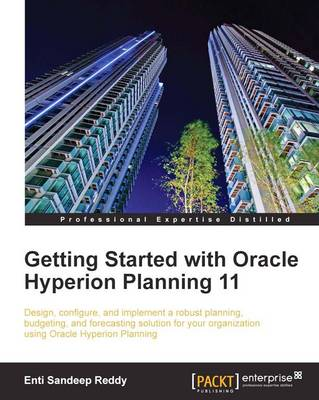 Getting Started with Oracle Hyperion Planning 11 (Paperback)