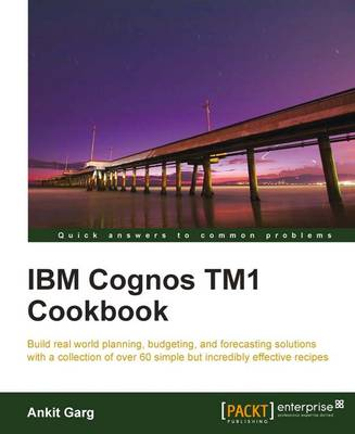 IBM Cognos TM1 Cookbook (Paperback)