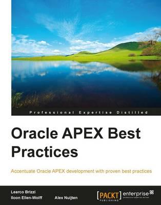 Oracle APEX Best Practices (Paperback)
