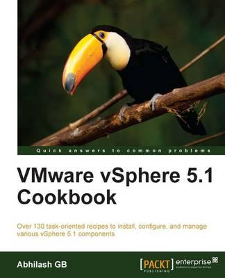 VMware vSphere 5.1 Cookbook (Paperback)