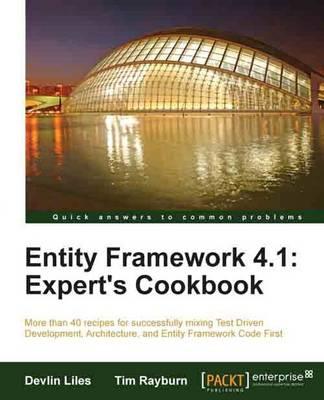 Entity Framework 4.1: Expert's Cookbook (Paperback)