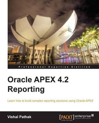 Oracle APEX 4.2 Reporting (Paperback)