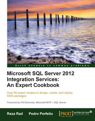 Microsoft SQL Server 2012 Integration Services: An Expert Cookbook (Paperback)