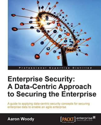 Enterprise Security: A Data-Centric Approach to Securing the Enterprise (Paperback)