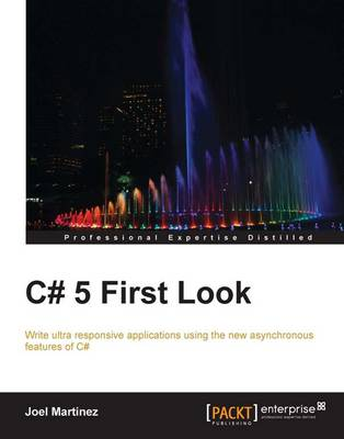 C# 5 First Look (Paperback)