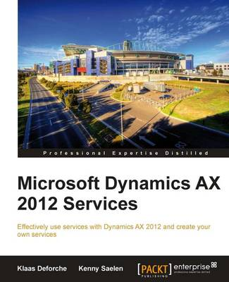 Microsoft Dynamics AX 2012 Services (Paperback)