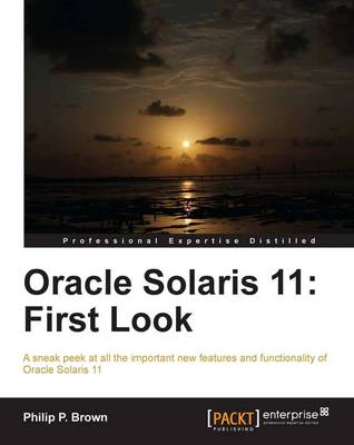 Oracle Solaris 11: First Look (Paperback)