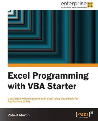 Excel Programming with VBA Starter (Paperback)