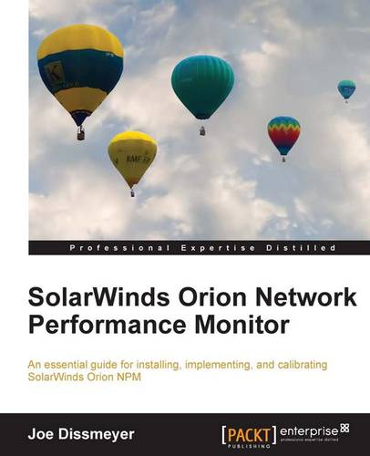 SolarWinds Orion Network Performance Monitor (Paperback)