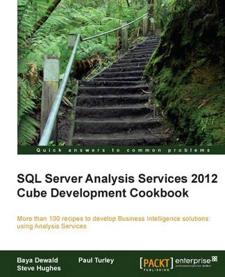 SQL Server Analysis Services 2012 Cube Development Cookbook (Paperback)