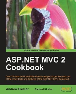 ASP.NET MVC 2 Cookbook (Paperback)