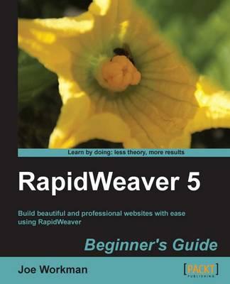 RapidWeaver 5 Beginner's Guide (Paperback)