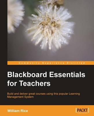 Blackboard Essentials for Teachers (Paperback)