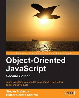 Object-Oriented JavaScript - (Paperback)