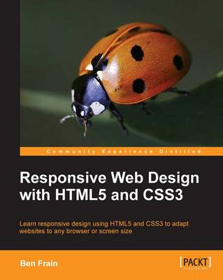 Responsive Web Design with HTML5 and CSS3 (Paperback)