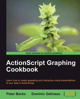 ActionScript Graphing Cookbook (Paperback)