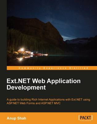 Ext.NET Web Application Development (Paperback)