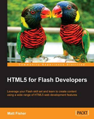 HTML5 for Flash Developers (Paperback)