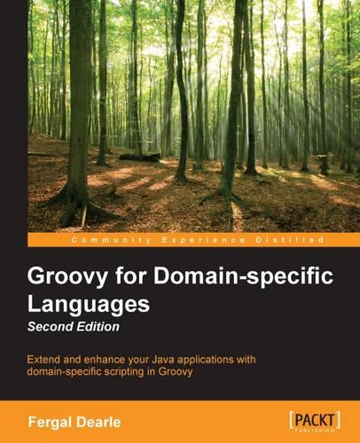 Groovy for Domain-specific Languages - (Paperback)