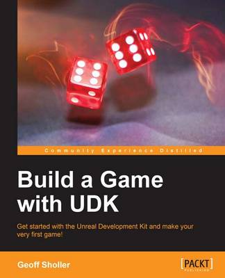 Build a Game with UDK (Paperback)