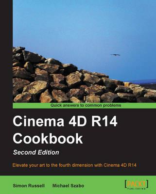 Cinema 4D R14 Cookbook (Paperback)
