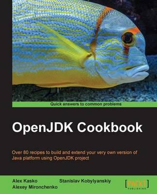 OpenJDK Cookbook (Paperback)