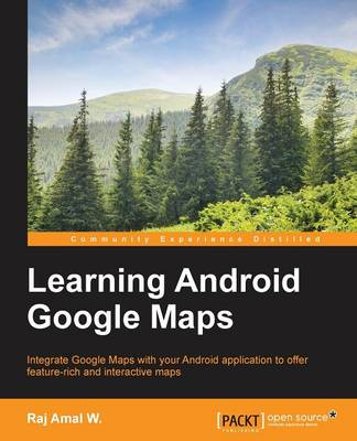 Learning Android Google Maps (Paperback)