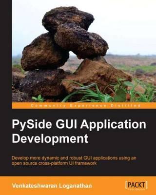 PySide GUI Application Development (Paperback)