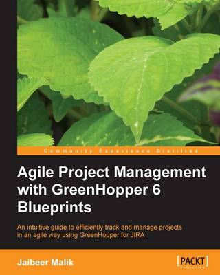 Agile Project Management with GreenHopper 6 Blueprints (Paperback)