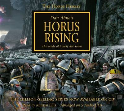 Horus Rising - The Horus Heresy No. 1 (CD-Audio)