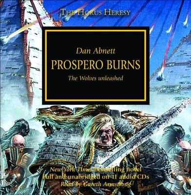 Prospero Burns - The Horus Heresy 13 (CD-Audio)