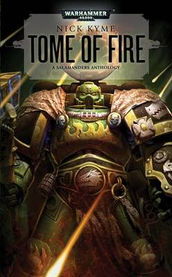 Tome of Fire - Salamanders 4 (Paperback)