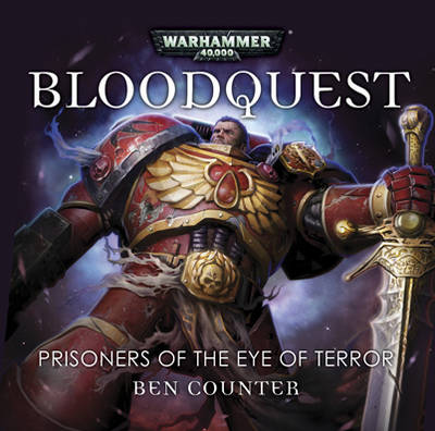 Blood Quest: Prisoners of the Eye of Terror (CD-Audio)