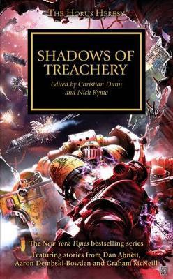 Shadows Of Treachery - Horus Heresy 23 (Paperback)