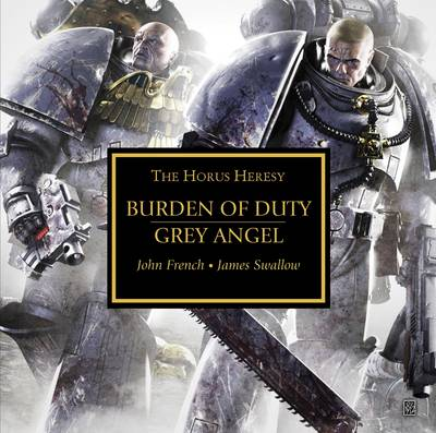Burden of Duty and Grey Angel - The Horus Heresy (CD-Audio)