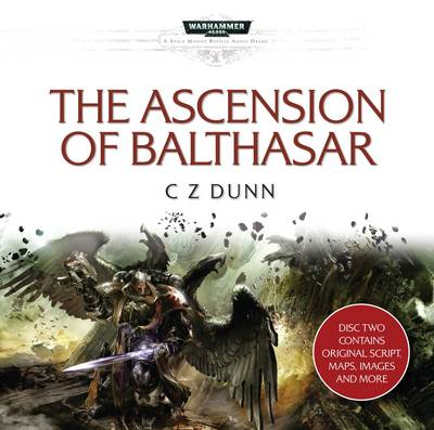 The Ascension of Balthasar - Space Marine Battles (CD-Audio)