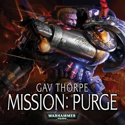 Mission: Purge (CD-Audio)