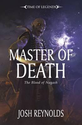 Master of Death - Time of Legends (Paperback)