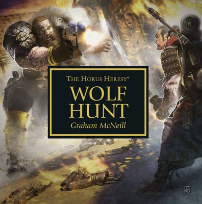 Wolf Hunt - The Horus Heresy (CD-Audio)