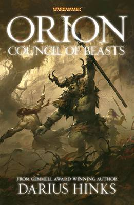 Orion: The Council of Beasts (Paperback)