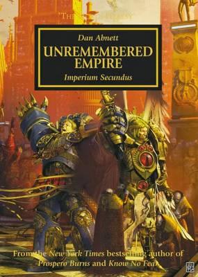 The Unremembered Empire - Horus Heresy 27 (Paperback)