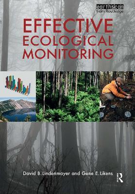 Effective Ecological Monitoring (Hardback)