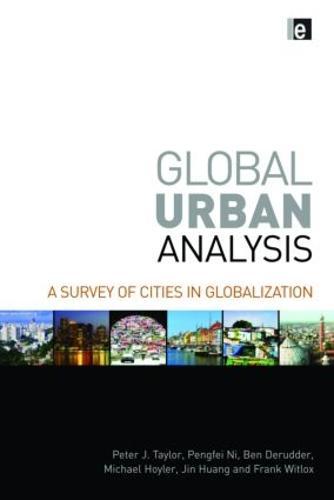 Global Urban Analysis: A Survey of Cities in Globalization (Hardback)